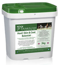 Hoof, Skin & Coat Balancer 3kg Tub (High Spec Supplement)