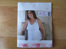 ABC 952 American Breast Care Post Surgical Mastectomy Camisole Large