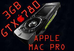  Nvidia GTX 780 3GB Apple Mac Pro - Mojave Catalina Big Sur - In Stock!