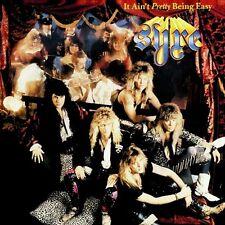 Syre 'It Ain't Pretty Being Easy' - Glam Metal, Hair Metal, Danger Danger