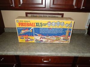 Multiple Steve Zodiac Fireball xl5 EMPTY BOX mpc 1964