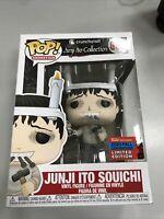 FUNKO POP! Junji Ito Souichi #855 NYCC 2020 SHARED Exclusive IN Hand