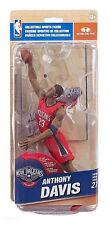 McFARLANE NBA Series # 27_ANTHONY DAVIS Variant figure_Silver Level_# 714 of 750