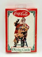 1994 Coca-Cola Playing Cards Featuring Santa Claus