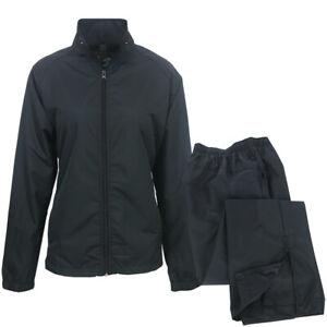 Forrester Women's Packable Breathable Waterproof Golf Rain Suit NEW