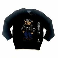 Brand New Polo Ralph Lauren Kids Navy Blue Sweater Shirt