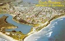 Santa Barbara California University of California Aerial View Postcard J74632