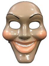 THE PURGE PLASTIC NEW MOVIE FANCY DRESS UP MASK CHILD ADULT COSPLAY ANARCHY FACE