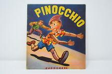 COLLODI PINOCCHIO CARROCCIO 1950 ca. COLLANA ARCOBALENO