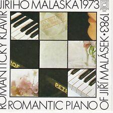 CD - Romantic Piano - Jiriho Malaska / #330