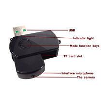 Mini DVR USB DISK HD HIDDEN Spy Cam Motion Detection Video Recorder 1280*960 USA