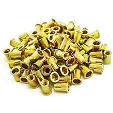 RN8M Rivet Nuts M8 8mm Steel (100 Piece)