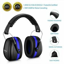 Mpow Pro Noise Reduction Safety Ear Muffs Shooters Hearing Protection Shooting