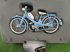 Moto NSU QUIKLY bleu au 1/10 SCHUCO 450662600 moto miniature