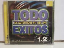 Todo Exitos 1999 - 2 x CD - Ann Lee, Moloko,DJ Bobo.... - 1999 - Spain - EX+/EX+