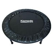 "Mini-trampoline noir 48"" rebondeur Fitness exercice Gym cavalier PT Bouncer"