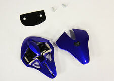 L000653 SHARK Helmet GP Bike Motorcycle Top Vent Complete Kit / RSX / BLUE METAL