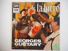 GEORGES GUETARY : DE LA BIERE ♦ 45 TOURS EP ♦