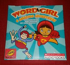 NIP WORD GIRL SCHOLASTIC AUDIOBOOK TACO BUENO PROMO ADVERTISING GIVEAWAY 2011