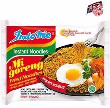 Indomie Mi Goreng Indonesian Malaysian Instant Stir Fry Noodles Halal 80g X40