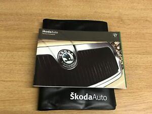 Skoda service book brand new not dupliacte all models octavia fabia yeti vrs