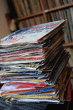 "91 x Single 7"" Paket Sammlung Uriah Heep Status ROCK POP Queen 70s 80s 60s 90s"