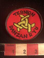 Martial Arts Patch Ternion Danzan R Yu 01Rn