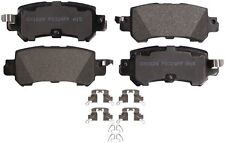 For Mazda CX-3 16-17 CX-5 13-16 Rear Disc Brake Pad Set Monroe Brakes GX1624