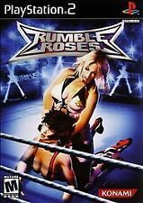 Rumble Roses (Sony PlayStation 2, 2004) - DISC ONLY