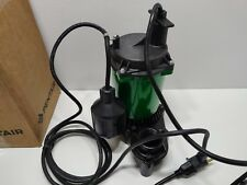 NEW PENTAIR Hydromatic HS33PT1 SUBMERSIBLE Sump Pump w/ Tethered Float