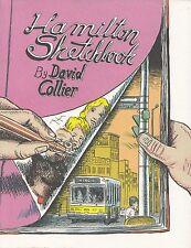 HAMILTON SKETCHBOOK DAVID COLLIER TRAVEL JOURNAL CANADA GRAPHIC ART COMIC BOOK