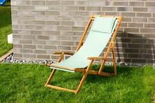Relax liege Sonnenliege Gartenliege Holzliege Relaxliege grün