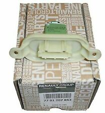 GENUINE RENAULT LAGUNA II 2 2002-07 HEATER BLOWER RESISTOR 7701207853