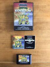 Sega Mega Drive - Teenage Mutant Hero Turtles: The Hyperstone Heist - PAL (OVP)