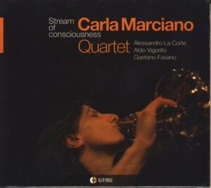 cd CARLA MARCIANO QUARTET - Stream of consciousness - nuovo sigillato