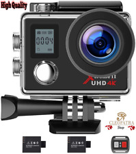 5 Action Gopro Hero 4K WiFi Ultra HD Sports Waterproof Camera 16MP 170 Degree #1