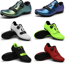 Unisex Road Cycling Shoes Men Women Outdoor Bike Bicycle Sneakers Trainers Size