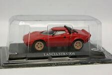 Ixo Presse 1/43 - Lancia Stratos Rouge