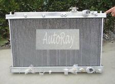 FOR Honda Integra Acura DC2 B18 GSR RS LS 1994-2001 Aluminum Radiator 2Row