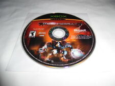 MechAssault Linux Soft Mod (MS02301L) - Original Xbox game Disc Only