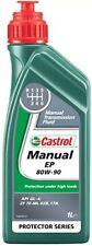 Manual EP 80w-90 1lt Castrol Líquidos Transmisión