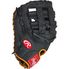 "Rawlings GFM18GT Gamer 12.5"" First Base Baseball Glove  LEFT HANDED THROWER"