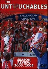 Arsenal End Of Season Review 2003/2004 DVD: 0/All Football, Sports 03/04 FC