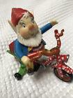 CORGI Noddy Car & Big Ears on Trike, bike, bicycle, diecast 8cm