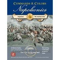 Commands And Colors: Napoleonic The Austrian Army Expansion Game Play Learn