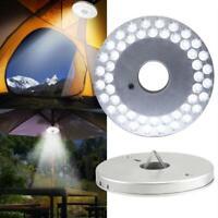 Ultra Bright 48LED Camping Light Kleine runde Outdoor Camping Lampe Zelt Li M9Z8