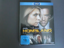 Homeland Erstauflage Staffel 2 - Season 2 (Blu-ray) neu OVP