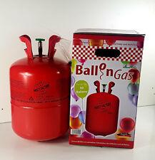 Helium Ballongas Einweg Heliumflasche Hochzeiten Ballongas inkl 50 Latexballons