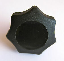 Perilla de Vieira M8 x15mm Manija de palanca de sujeción Gimnasio Bola Perno Tuerca máquina cortadora de césped