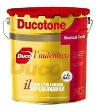 SUPER LAVABILE DUCOTONE  L'AUTENTICO   OFFERTA 3 LATTE.........FINO ESAURIMENTO